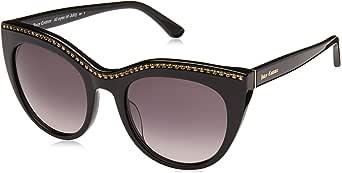 Juicy Couture Women's Ju595/s Cateye Sunglasses, Black, 51 mm