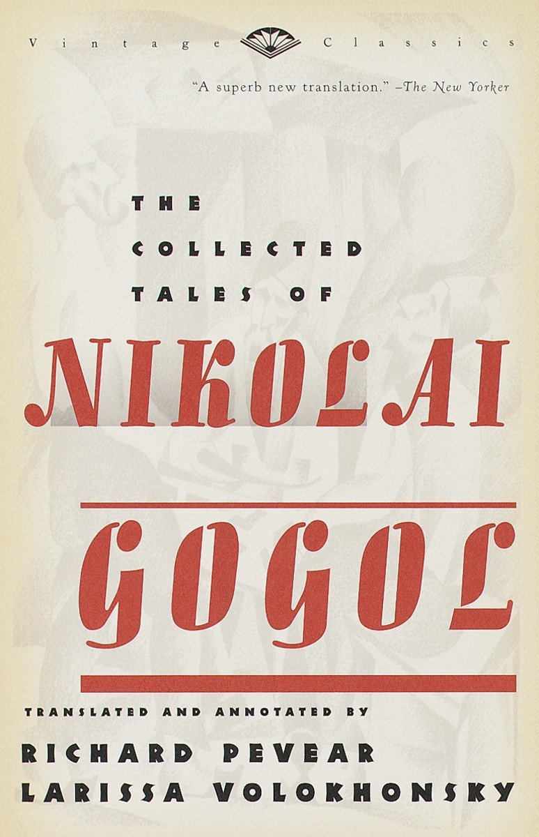 Remember the best classical works will help their brief content: Gogol, Enchanted place