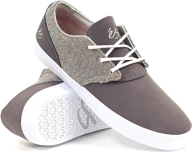 eS Shoes Accel SQ Black FREE POST New Footwear Skateboard Sneakers