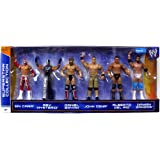 WWE Wrestling Superstar Collection 6 Figure Pack Exclusive by Mattel