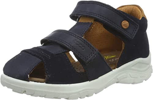 ECCO Baby Boys' Peekaboo Sandals: Amazon.co.uk: Shoes & Bags
