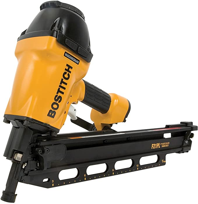 Best Framing Nailer: BOSTITCH F21PL