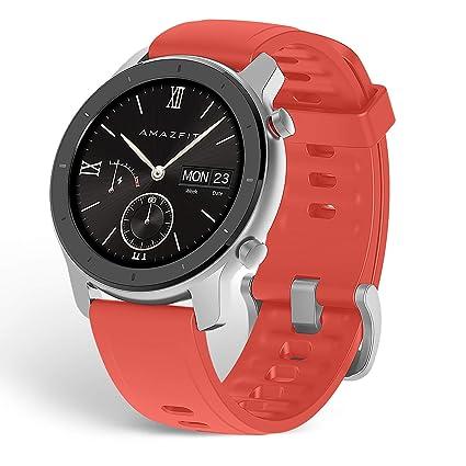 Amazon.com: Amazfit GTR Smartwatch with GPS+Glonass, All-Day ...