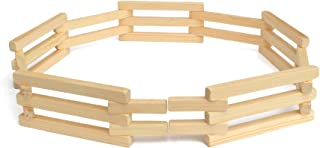 product image for Lapps Toys Wooden Folding Corral Fence Toy, Amish Made
