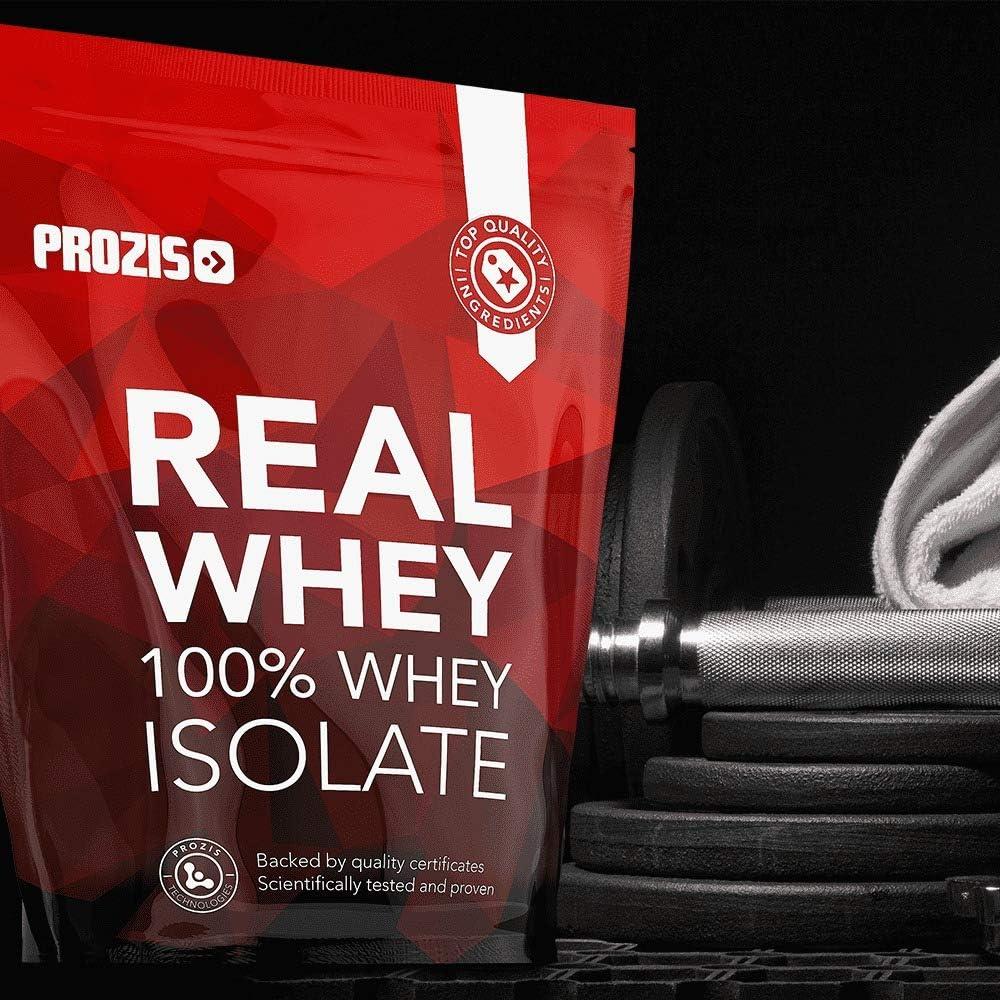 Prozis 100% Real Whey Isolate Proteína para Pérdida de Peso ...