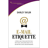 E-Mail Etiquette (English Edition)