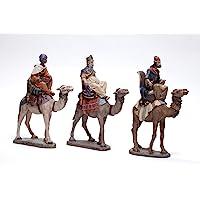 Triciclo Editores Figuras de Rey Melchor, Gaspar