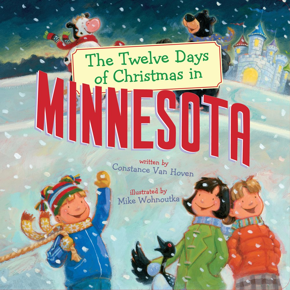 Download The Twelve Days of Christmas in Minnesota (The Twelve Days of Christmas in America) PDF
