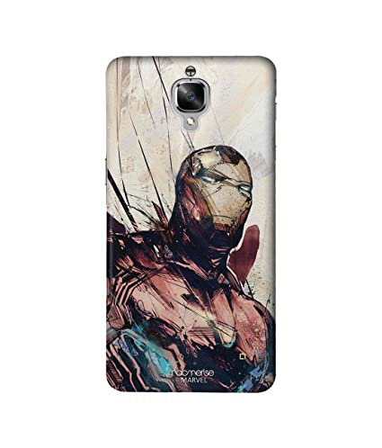 quality design 55f8c 81378 Ironman Sketch Art - Sublime Case for OnePlus 3T: Amazon.in: Electronics