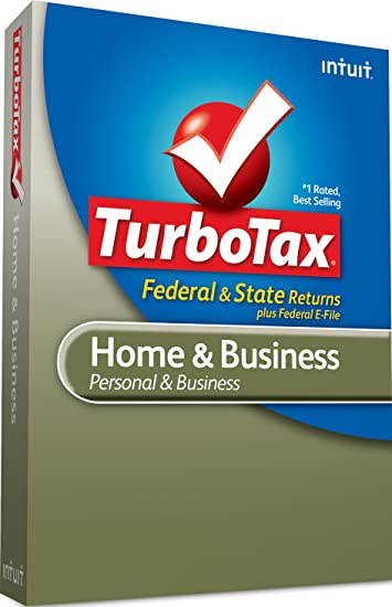 Intuit turbotax home and business 2012 buy fast