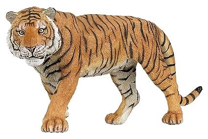 amazon com papo tiger figure toys games