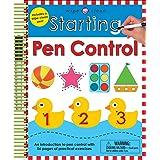 Wipe Clean: Starting Pen Control: Includes a Wipe-Clean Pen