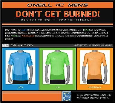 Details about  /O/'Neill Hybrid Cooler Graphic SS Sun Shirt
