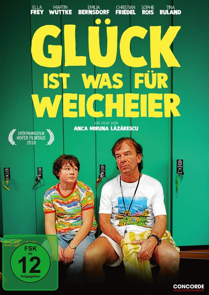 Cover: Glück ist was für Weicheier 1 DVD (circa 92 min)