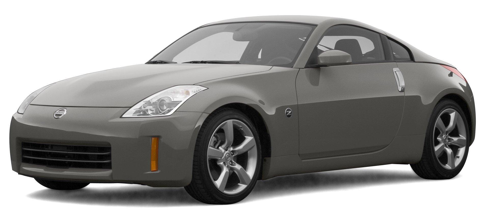 Amazon Com 2007 Nissan 350z Reviews Images And Specs Vehicles