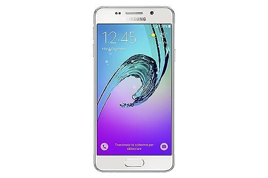 242 opinioni per Samsung Galaxy A3 (2016) 16GB Bianco