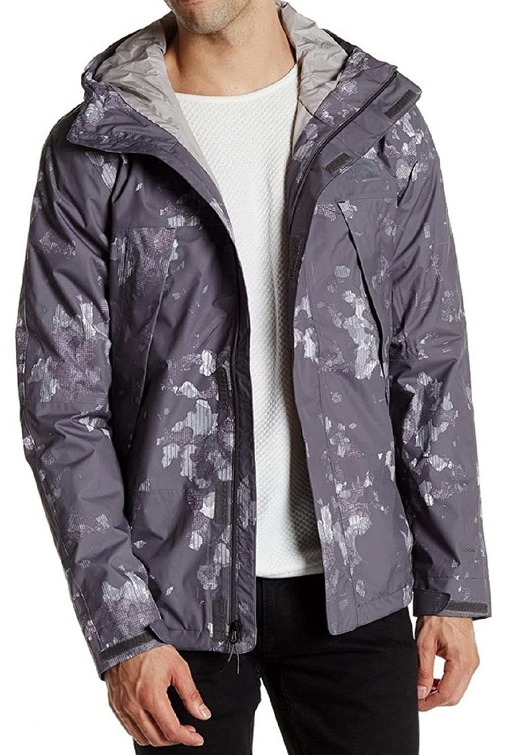 The North Face Men's Metro Mountain Jacket, Graphite Grey