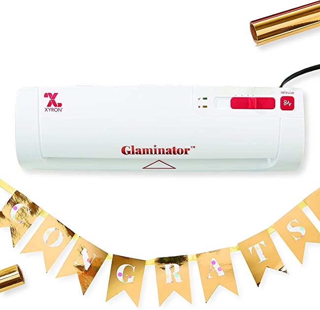 Xyron Glaminator: Multipurposed Laminator for Foiling Review