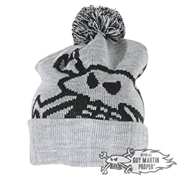 6e15a0462e2 Guy Martin  Been On The Pies  Head Gasket Bobble Hat Beanie PomPom ...