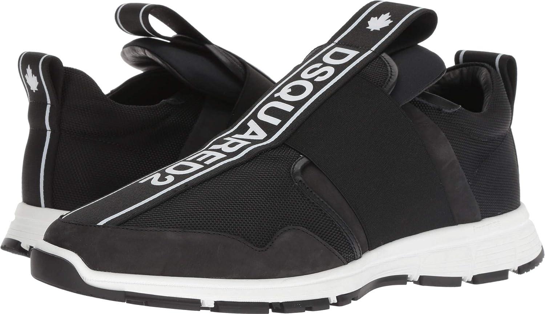 eccd6e234090 Amazon.com  DSQUARED2 Mens Tech Trainer Sneaker  Shoes