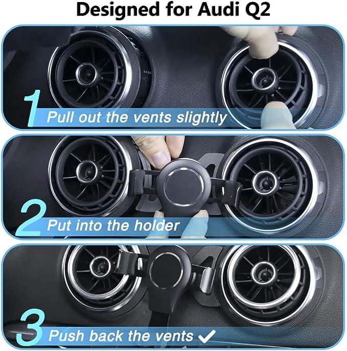Ayada Mobile Phone Holder For Audi Q2 Mobile Phone Elektronik