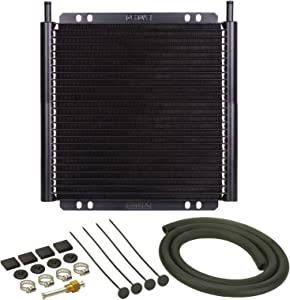 Derale 13504 Series 8000 Plate and Fin Transmission Oil Cooler