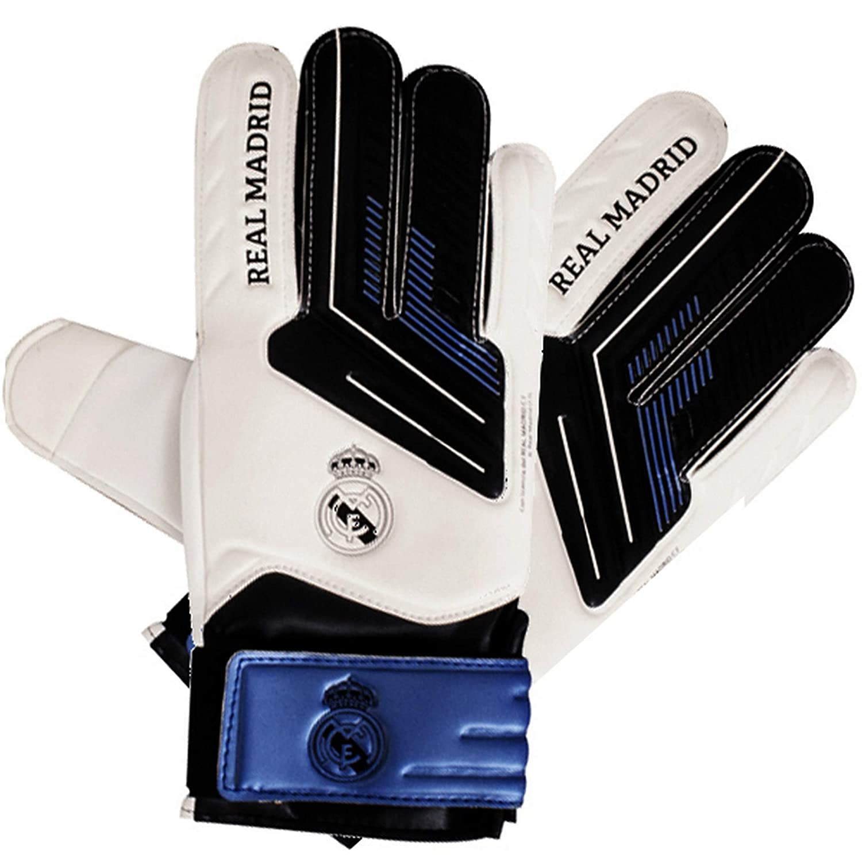 e649cec9d Real Madrid CF Goalkeeper Gloves: Amazon.com.au: Fashion