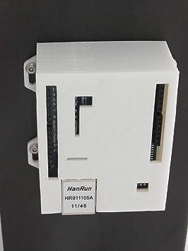 Arduino Uno + Ethernet Shield - Wall Mount Carcasa Housing ...