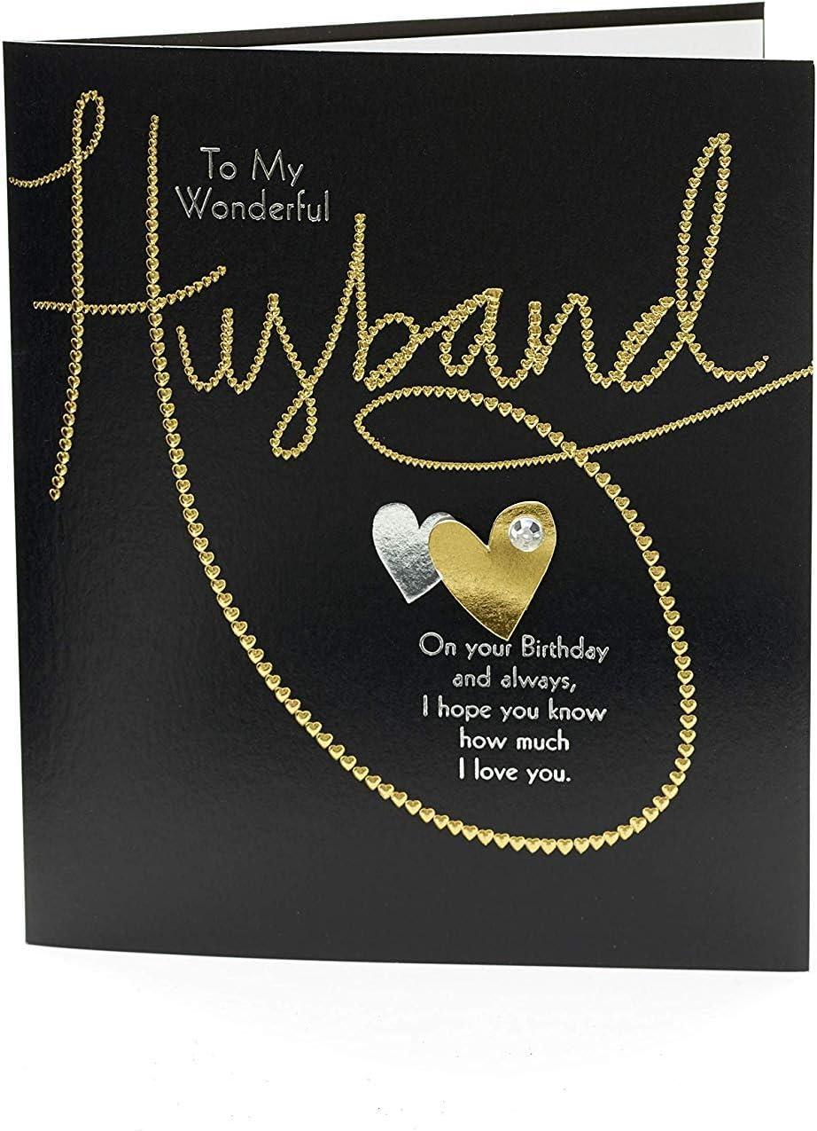 Biglietto regalo per lui Biglietto di compleanno per marito. Biglietto di compleanno per marito