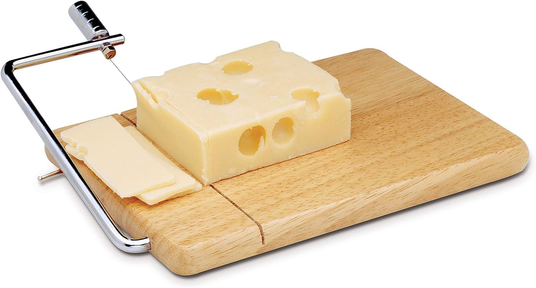 B00004UE8J Norpro 7490 Natural Wooden Cheese Slicer 71EpjA5MVoL