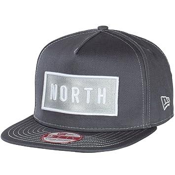 b6398a0e1c0 North Kiteboarding Logo New Era Cap 9Fifty dark grey S M  Amazon.de ...