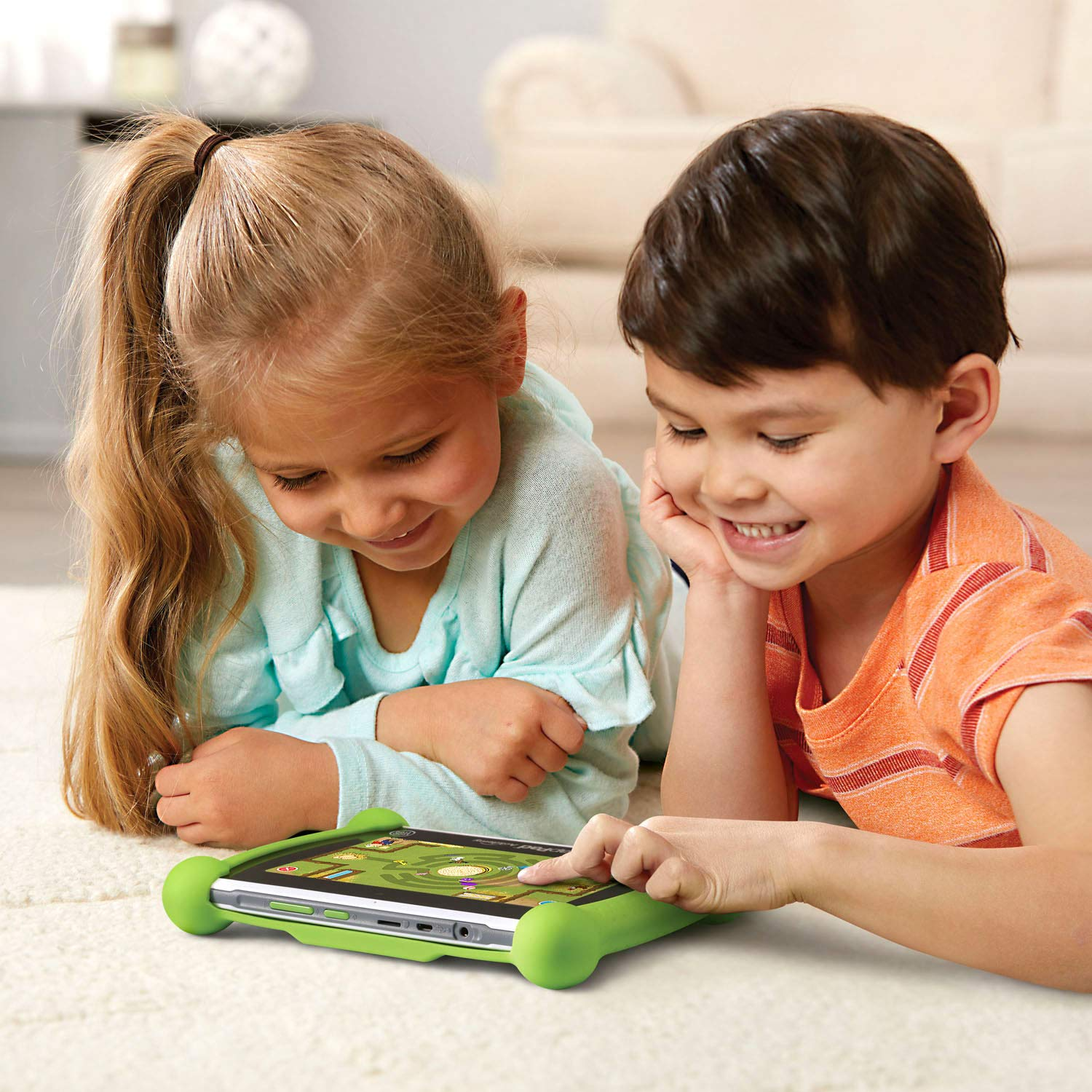 LeapFrog LeapPad Academy Kids' Learning Tablet, Green by LeapFrog (Image #9)