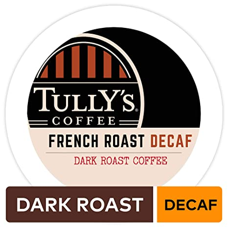 Tully's-Coffee,-French-Roast-Decaf