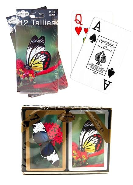 Amazon.com: Bundle – 3 Items: 1 congreso Juego de cartas ...