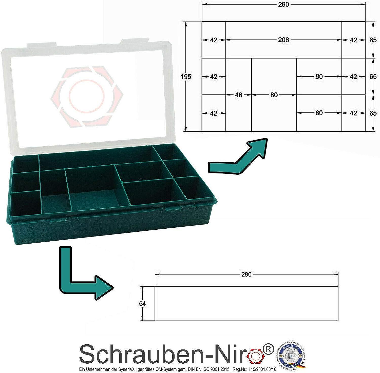 VA // V2A ISO 14585 // DIN 7981 Linsenblechschraube mit Innensechsrund T15 - 1005 Teile Werkstoff A2 Torx Sortiment Linsenkopf-Blechschrauben Edelstahl 3,5 und 3,9 mm Durchmesser