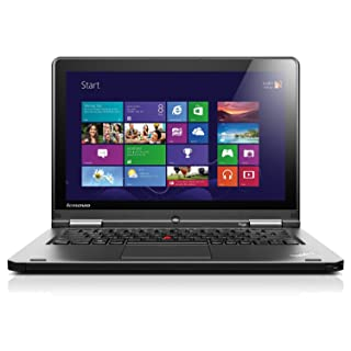 Lenovo Thinkpad S1 Yoga 12.5 inches 2-in-1 Convertible FHD Touchscreen Laptop Computer, Intel Core i5-4300U up to 2.9GHz, 8GB RAM, 256GB SSD, Windows 10 Professional (Renewed)