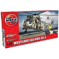 Airfix Westland Sea King HC.4 - 1:72 Scale Model Kit