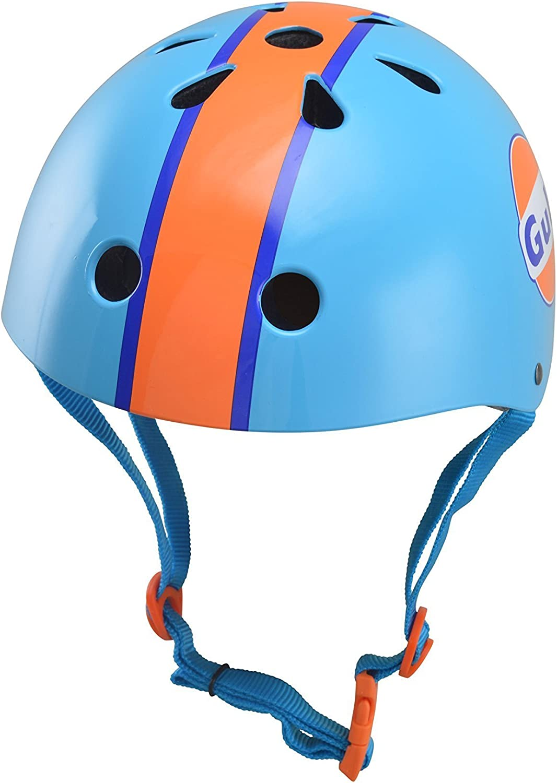Kiddimoto GULF Helmet Balance Bike Skate BMX Safety wear child/'s size Medium