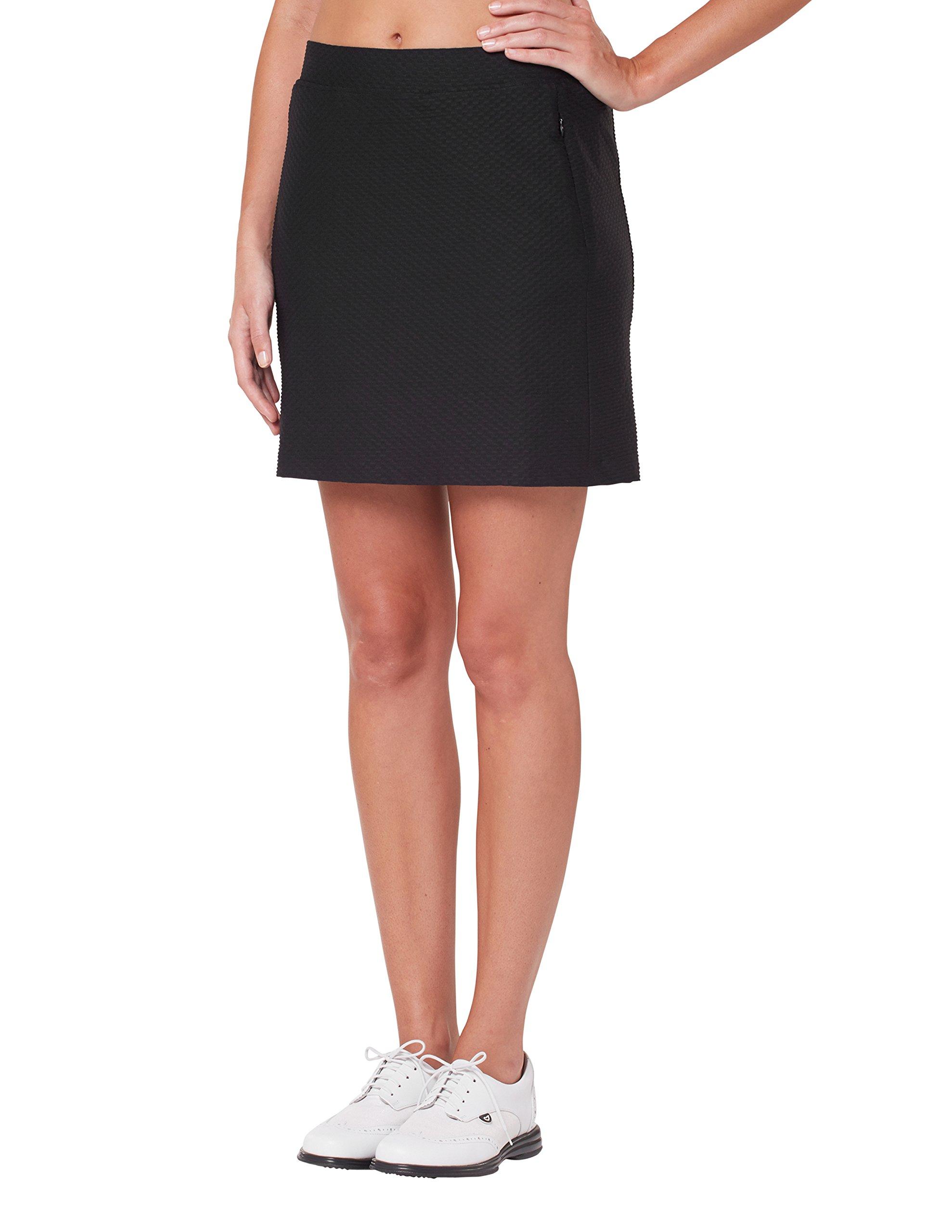 Tail Activewear Women's Elevation Knit Skort Large Black