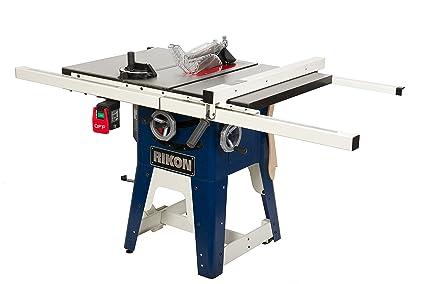 Rikon Power Tools 10 201 Cast Iron Contractors Saw 10 Inch