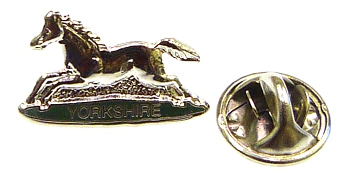 Prince Of Wales Own Regiment Of Yorkshire Lapel Pin Badge