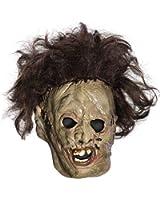 Rubies Leatherface Vinyl Child Mask-