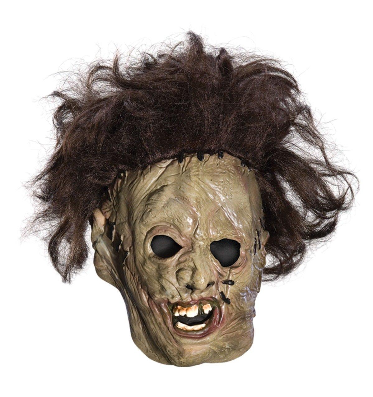 Texas Chainsaw Massacre Child's Leatherface Vinyl Mask