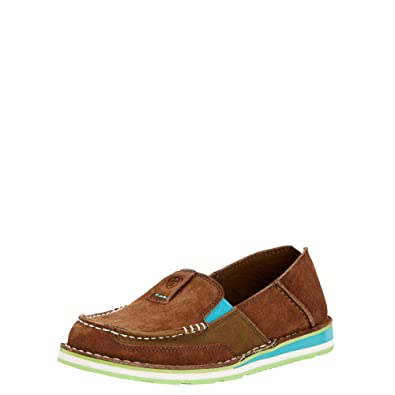 c0f7e3dc3987 Amazon.com | ARIAT Women's Slip on Shoe Sneaker | Loafers & Slip-Ons
