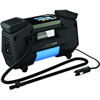 Michelin Programmable Superfast 4x4 SUV Tyre Inflator 12 Volt Compressor (12V) with LCD Digital Display & 0 to 35 PSI in…