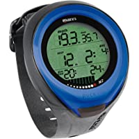 Mares Puck Pro Colour Diving Computer - Blue/BL by Mares