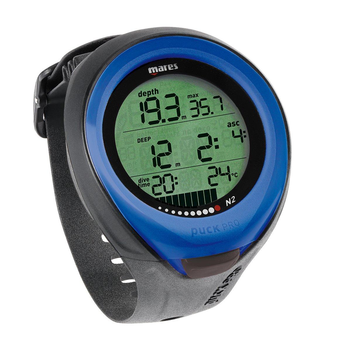 Mares Puck Pro Dive Computer Watch