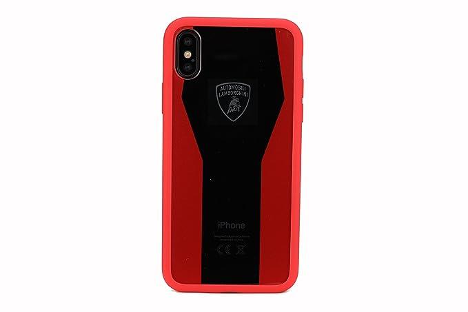 Amazon Com Automobili Lamborghini Huracan D08 Clear Shock Hard Case