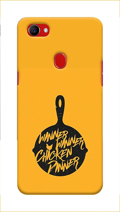 online retailer bb687 27561 GrapeApe PUBG Printed Mobile Cover for Oppo F7: Amazon.in: Electronics