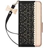 """WWW Samsung Galaxy S20 Ultra Case 6.9"""",Galaxy S20 Ultra 5G Case, [Luxurious Romantic Carved Flower] Leather Wallet Case [Make"""